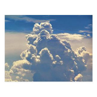 Heavenly Clouds Postcard