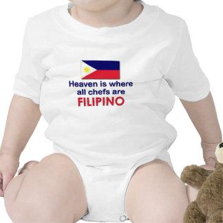 Heavenly Filipino Chefs Bodysuits