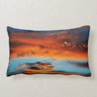 Heavenly Fire Custom Pillow