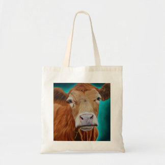 Heavenly Heifer Tote Bag