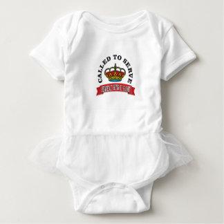 heavenly king of Glory Baby Bodysuit