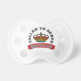 heavenly king of Glory Pacifier