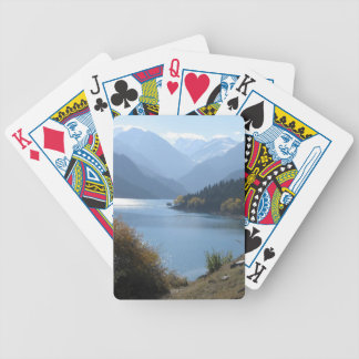 Heavenly Lake Playing Cards
