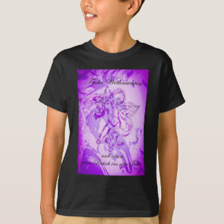 Heavenly music, glad Christmas T-Shirt