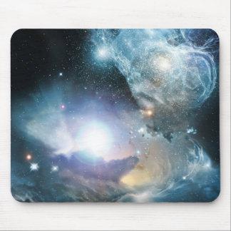 Heavenly Nebula Mouse Pad