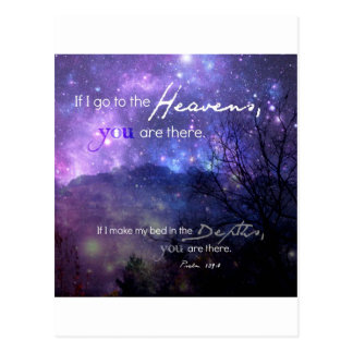 Heavenly Postcard