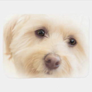 Heavenly Pup Baby Blanket