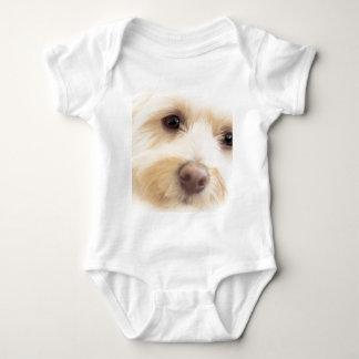 Heavenly Pup Baby Bodysuit