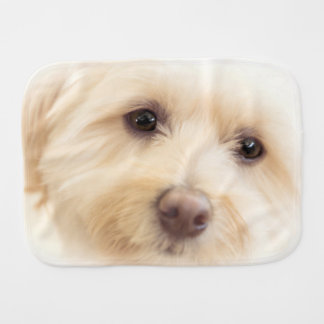 Heavenly Pup Burp Cloth