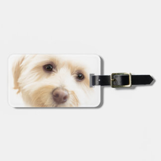 Heavenly Pup Luggage Tag