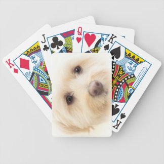 Heavenly Pup Poker Deck