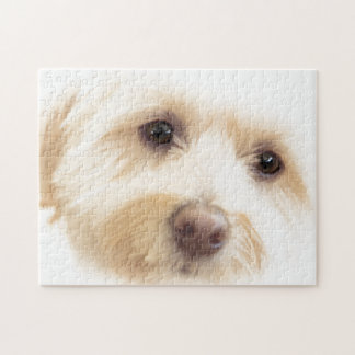 Heavenly Pup Puzzles