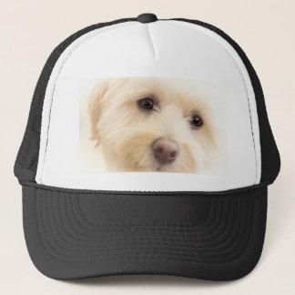 Heavenly Pup Trucker Hat