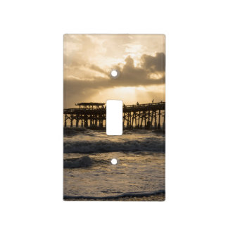 Heavenly Sunrise Light Switch Cover