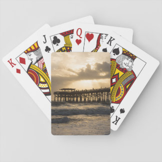 Heavenly Sunrise Playing Cards