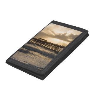Heavenly Sunrise Tri-fold Wallet