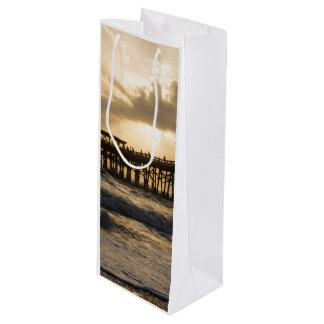 Heavenly Sunrise Wine Gift Bag
