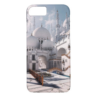 Heavenly Taj in the Sky iPhone 7 Case