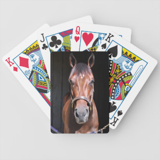 Heavenly View-Filly Bicycle Playing Cards