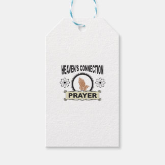 heavens connection gift tags