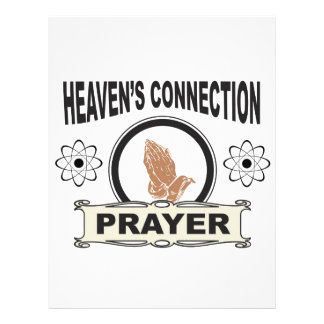 heavens connection letterhead
