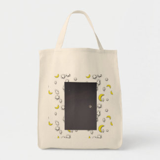 Heaven's Doorway with Stars Tote Bag