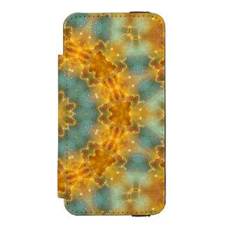 Heavens Flower Mandala Incipio Watson™ iPhone 5 Wallet Case