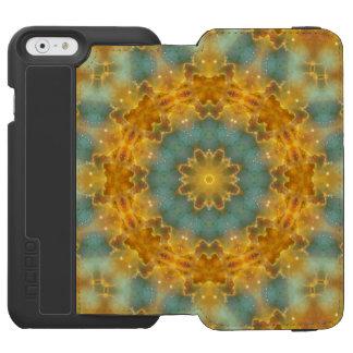 Heavens Flower Mandala Incipio Watson™ iPhone 6 Wallet Case