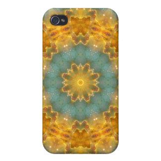 Heavens Flower Mandala iPhone 4/4S Cases
