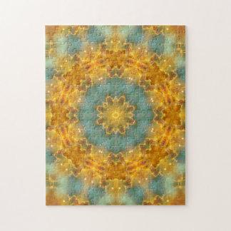 Heavens Flower Mandala Puzzle