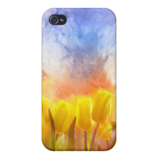 Heaven's Garden- Iphone case Cases For iPhone 4