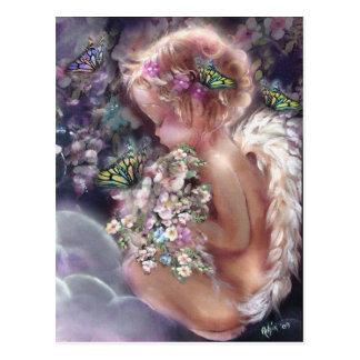 Heaven's Garden Postcard