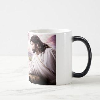 Heaven's Gates and Hell's Flames Coffee Mug
