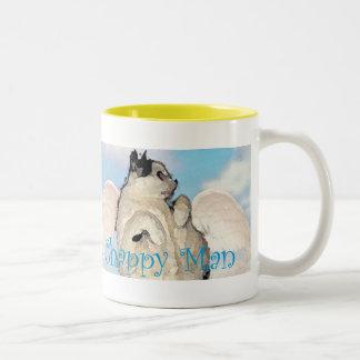 Heaven's Halo Two-Tone Coffee Mug