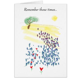 Heaven's Memory Greeting Cards