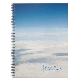 heavens notebooks