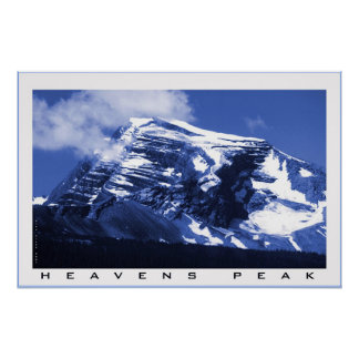 Heavens Peak Poster