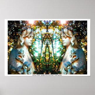 Heavens Window Poster