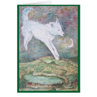 heaven's wolf card