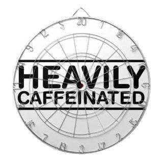 Heavily Caffeinated Dartboard
