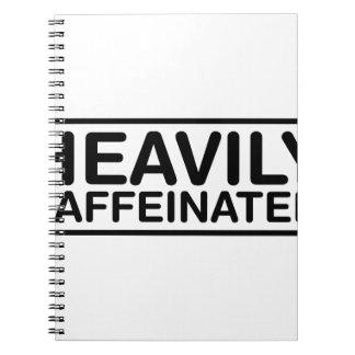Heavily Caffeinated Notebook