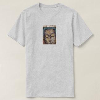 Heavily Meditated Buddha Watercolor Men's T-Shirt