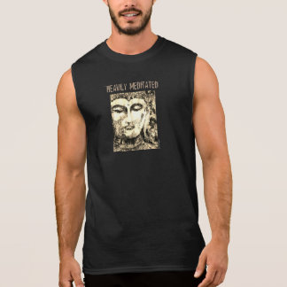 Heavily Meditated Men's Athletic Tank