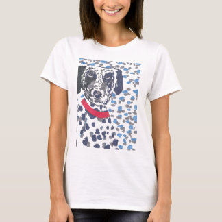 Heavily spotted Dalmatian T-Shirt