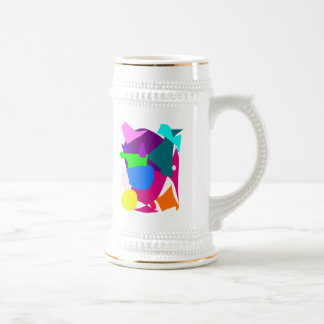 Heavy Colors Thirst Desert Sand Dry Lively 18 Oz Beer Stein