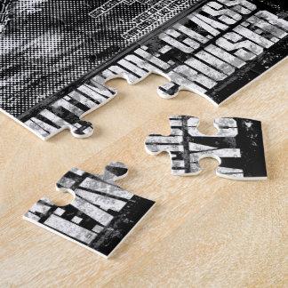 Heavy cruiser Toledo Jigsaw Puzzle
