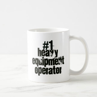 Heavy Equipment Operator Coffee Mug