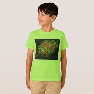 Heavy Ion Collisions kid's t-shirt