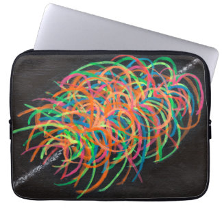 Heavy Ion Collisions laptop bag
