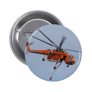 HEAVY LIFTER HELICOPTER 2 INCH ROUND BUTTON